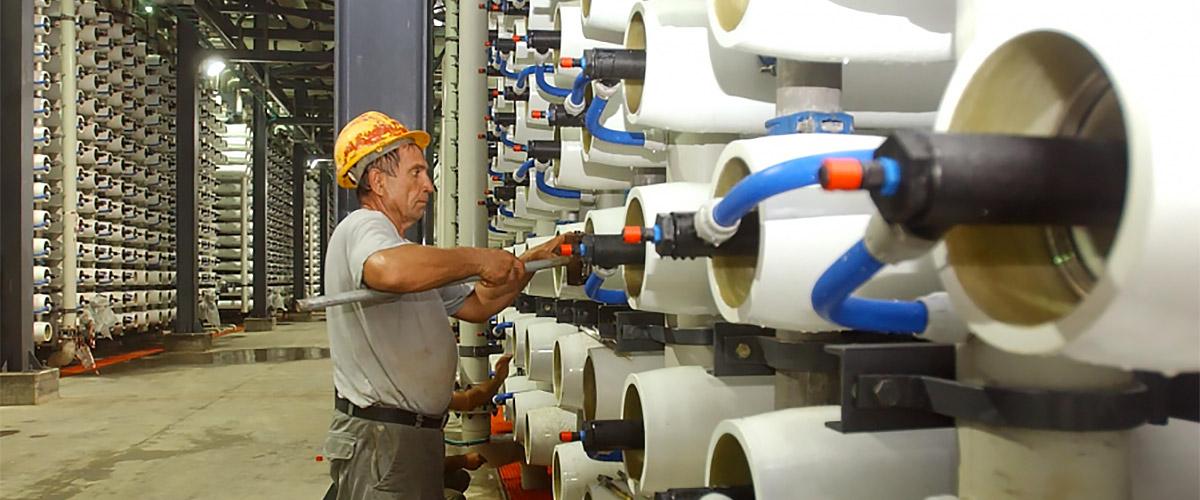 Комбинация доступности и сохранности воды в ОАЭ