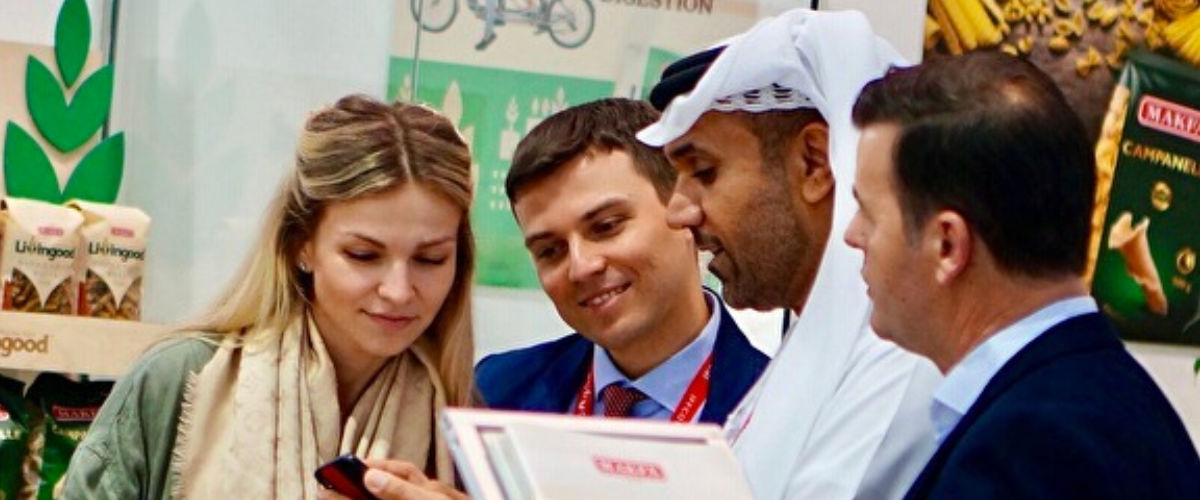 «Выполняя майские указы президента»: «Макфа» презентовала новинки в Дубае