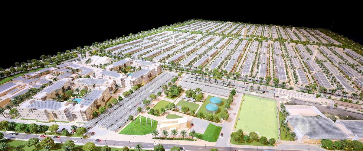Sharjah to build Dh2bn solar-powered sustainable city