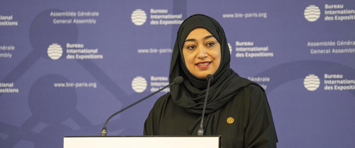 Expo 2020 Dubai looks to welcome the future