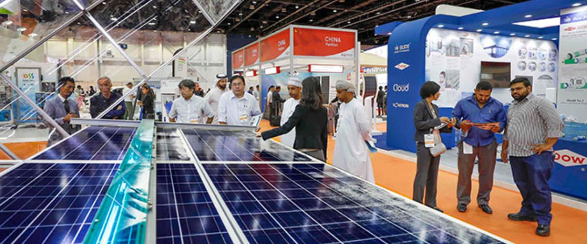 WETEX & Dubai Solar Show